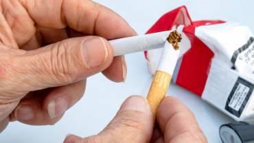 Nichtraucher, aber dauerhaft!