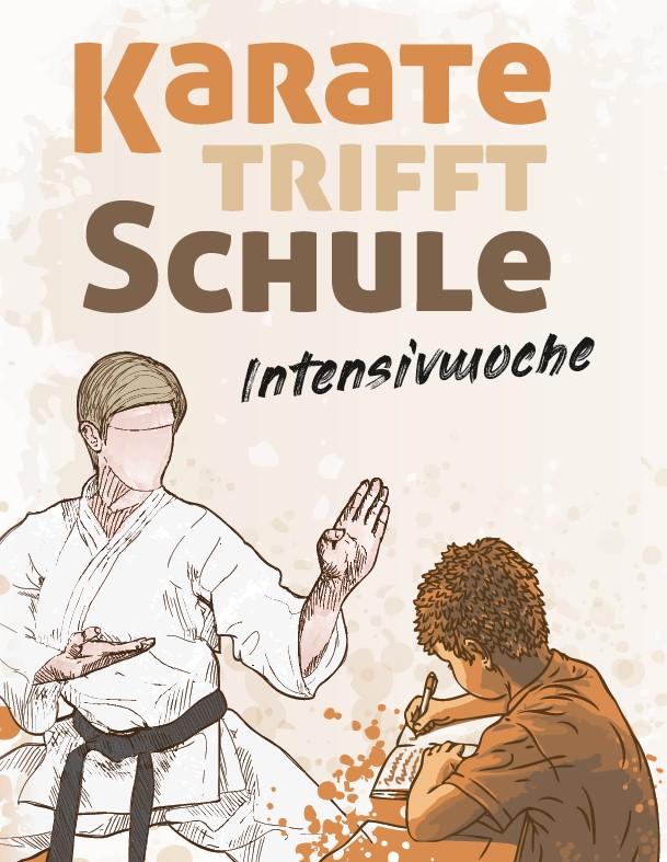 Karate trifft Schule – Intensivwoche