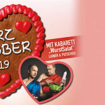 Herzoktober 2019 mit Kabarett WurstSalat