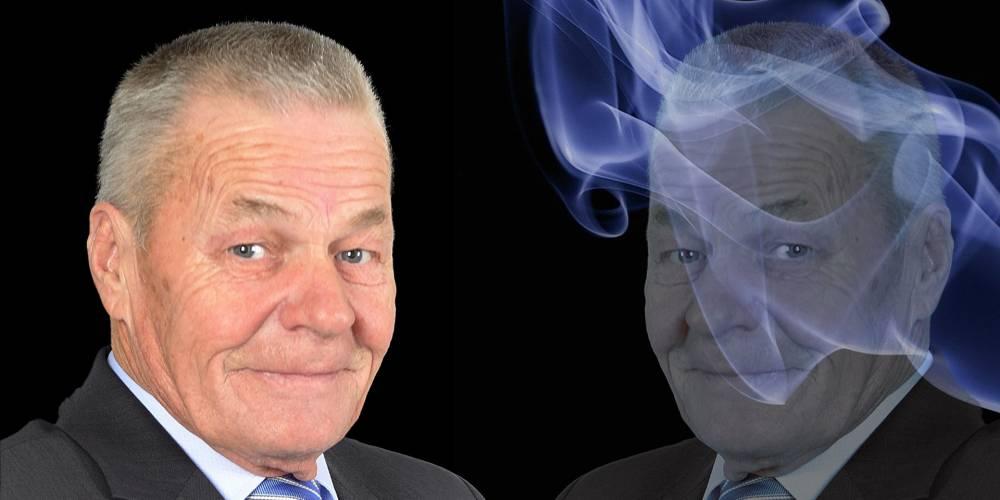 Da hab´ ich erkannt, was für ein Blödsinn das Rauchen ist!